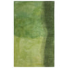 Liora Manne Piazza Watercolors Indoor Rug Green 27X8