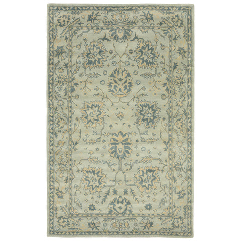 Liora Manne Petra Nain Indoor Rug Blue 5X8
