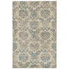 Liora Manne Royalty Damask Indoor Rug Ivory 39X59