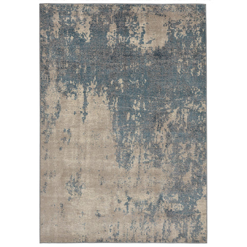 Liora Manne Royalty Abstract Indoor Rug Blue 39X59