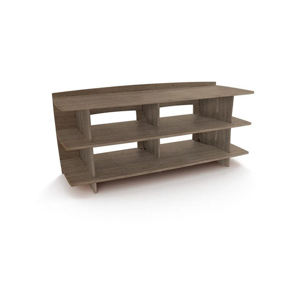 Media Stand` 53 x 24` Grey Driftwood
