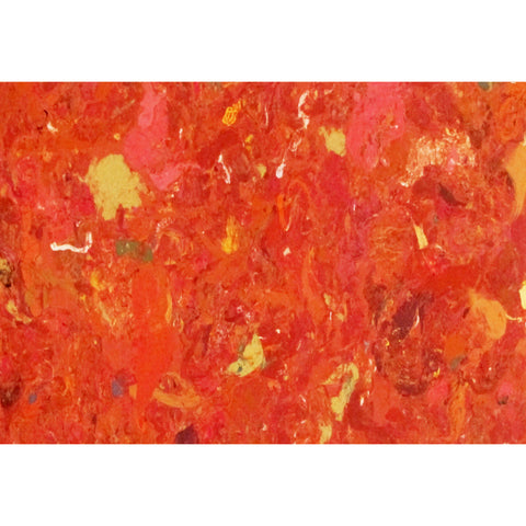 Liora Manne Visions I Quarry Indoor/Outdoor Mat Orange 410X76