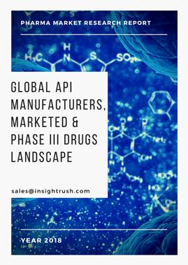 Dyspepsia - Global API Manufacturers, Marketed and Phase III Drugs Landscape, 2018