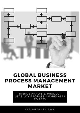 Global Business Process Management Market - Trends Analysis, Product Usability Profiles & Forecasts to 2023