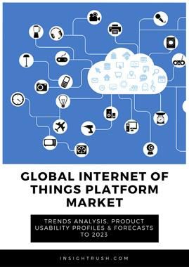 Global Internet of Things Platform Market - Trends Analysis, Product Usability Profiles & Forecasts to 2023