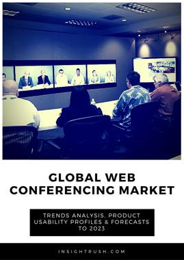Global Web Conferencing Market - Trends Analysis, Product Usability Profiles & Forecasts to 2023