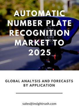 Automatic Number Plate Recognition Market to 2025