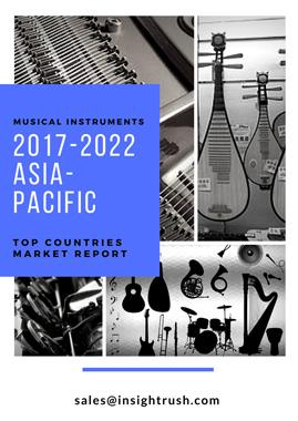 2017-2022 Asia-Pacific Top Countries Electric Guitar Market Report