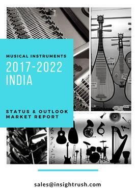 2017-2022 India Electric Guitar Market Report (Status and Outlook)