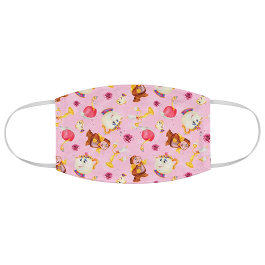 Enchanted Friends Fabric Face Mask