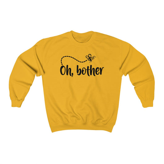 Oh Bother Crewneck Sweatshirt