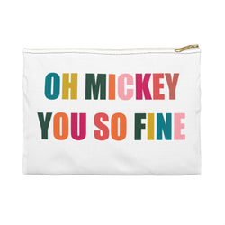 Oh Mickey Accessory Pouch