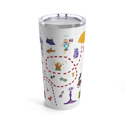 New Groove Travel Mug