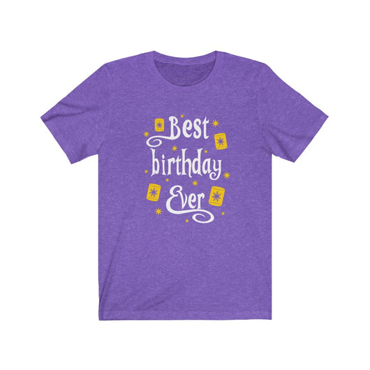 Best Birthday Ever Tee