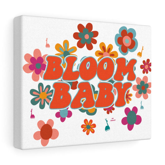 Bloom Baby Canvas Gallery Wraps
