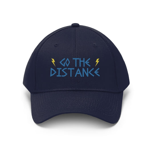 Go The Distance Twill Hat