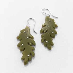 Kelp Earrings Small
