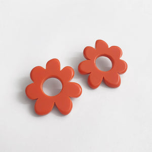 Mod Flower Post Small