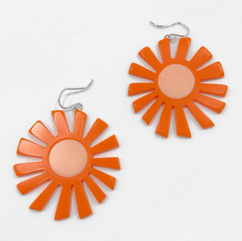 California Sun Earrings - Large