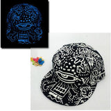 iMucci Graffiti Luminous Baseball Cap