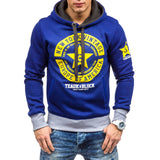 Sportswear 2017 Fashion Hooded Sweatshirts
