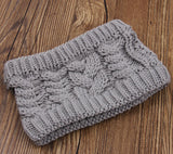 Winter Warmer Knitted Women Stretch Twist Headband