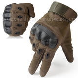 Anti-Skid Rubber  Airsoft Gloves