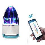 Dancing Water Spray Bluetooth wifi Speakers