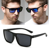 Polarized Square sunglasses Brand Design RBUDDY