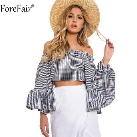Women Casual Butterfly Sleeve Blouse by ForeFair