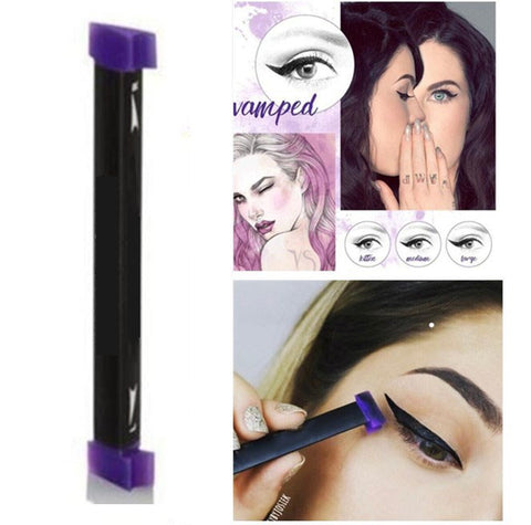 3 Size Cat Eye Wing Eyeliner Stamp