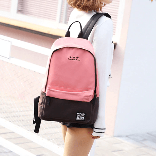 Fashion Multi Color Backpack
