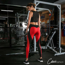 Heart Shape Fitness Leggings