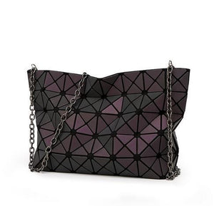 LumiBags Original - Squares Casual Hand & Shoulder Bag