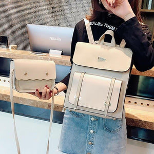 Two sets 2019 Fashion Backpack