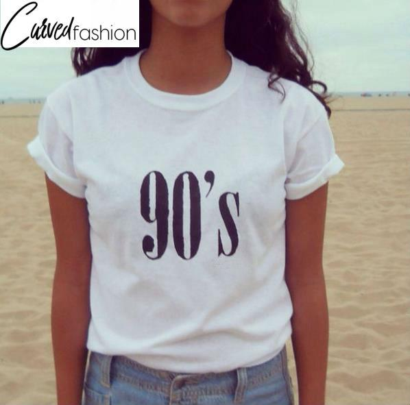 90's Casual T-Shirt