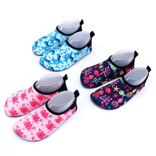 New for Summer 2019 Quick-Dry Non-slip Water Shoes TODDLERS