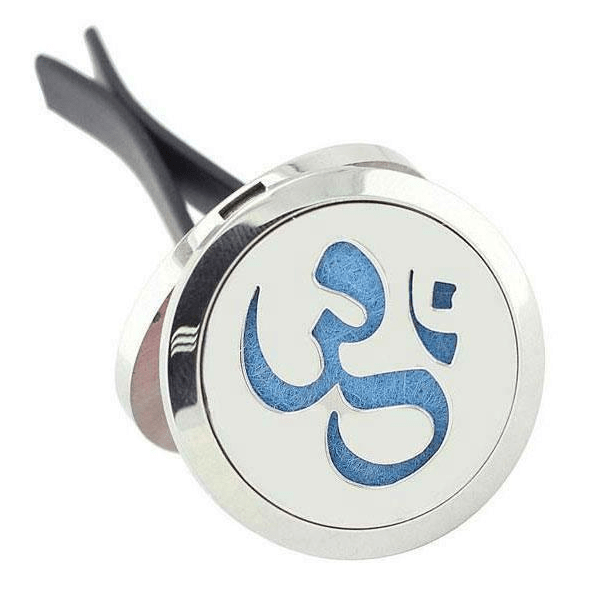 OM Aromatherapy Car Diffuser Locket