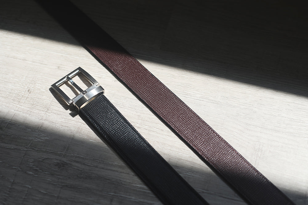 2 colours in 1 belt