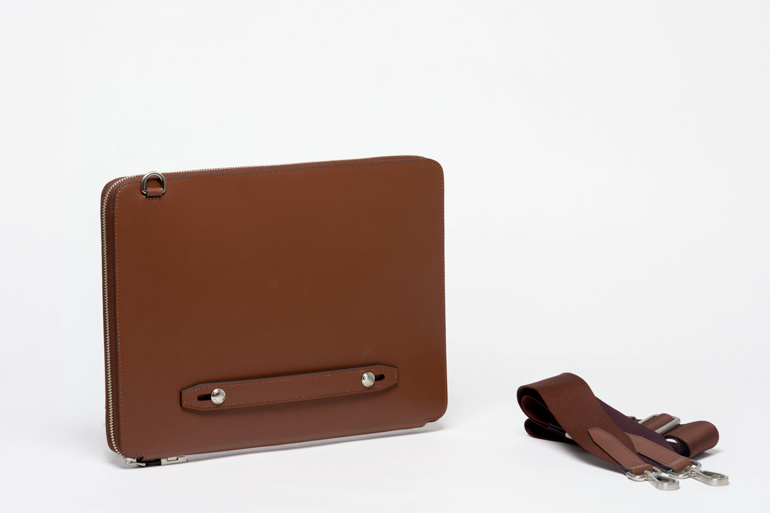 Bond VT Everyday Padfolio | Leather Tech Organizer