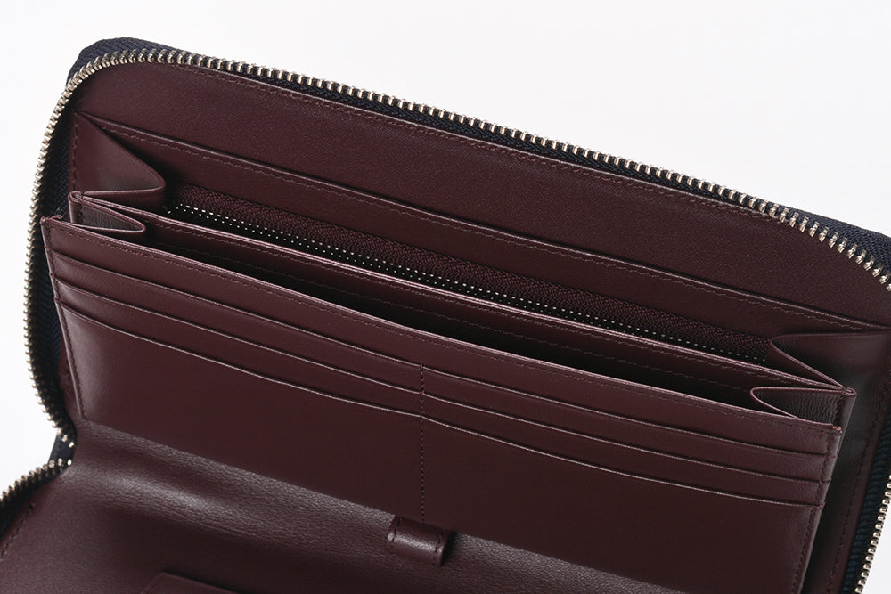 Specter VT Travel Wallet | Travel Leather Accessories