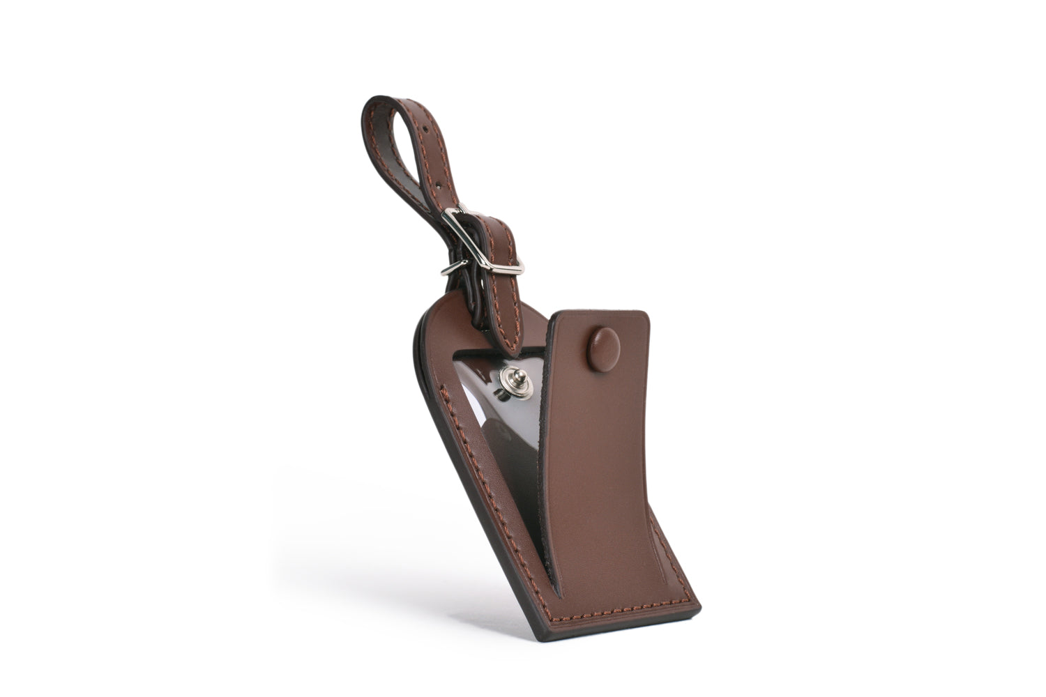Specter VT Luggage Tag | Leather Accessories