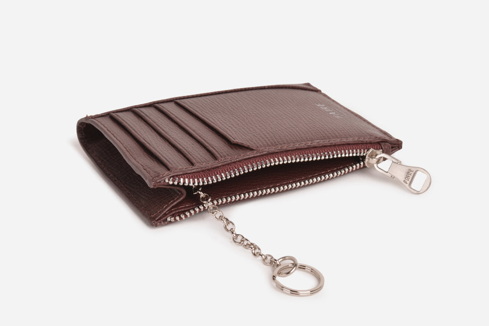 Specter Card Wallet with Coin Pouch