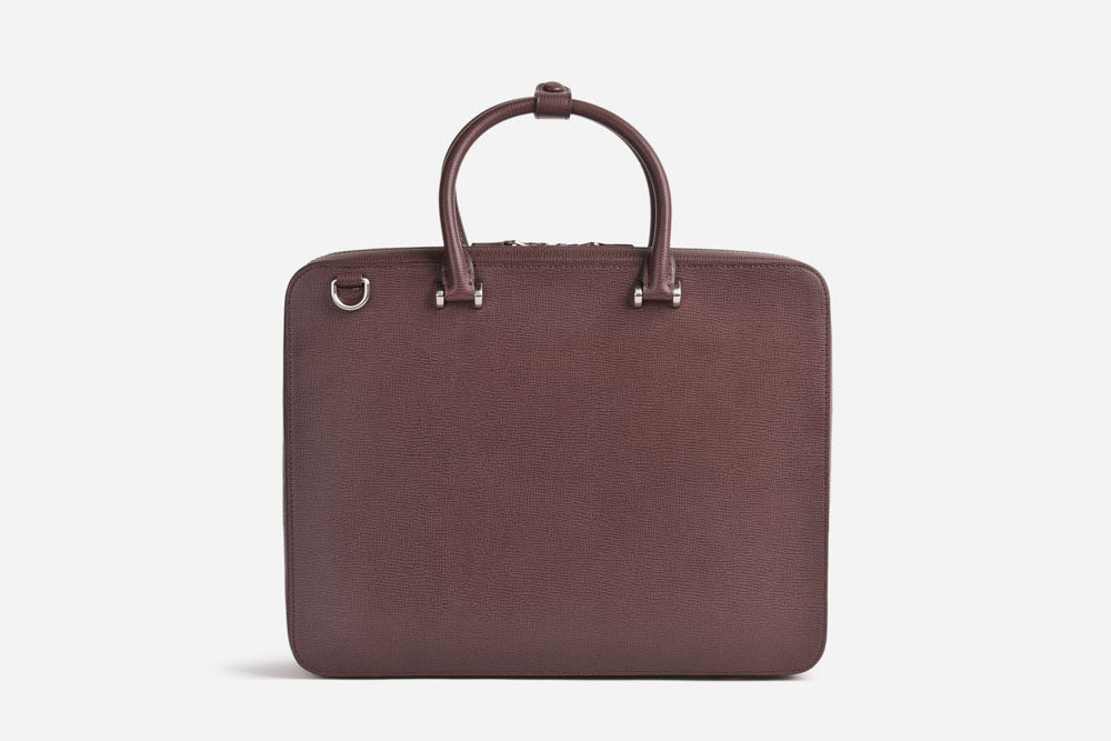 Bond All-Purpose Briefcase - CG Burgundy | Outlet