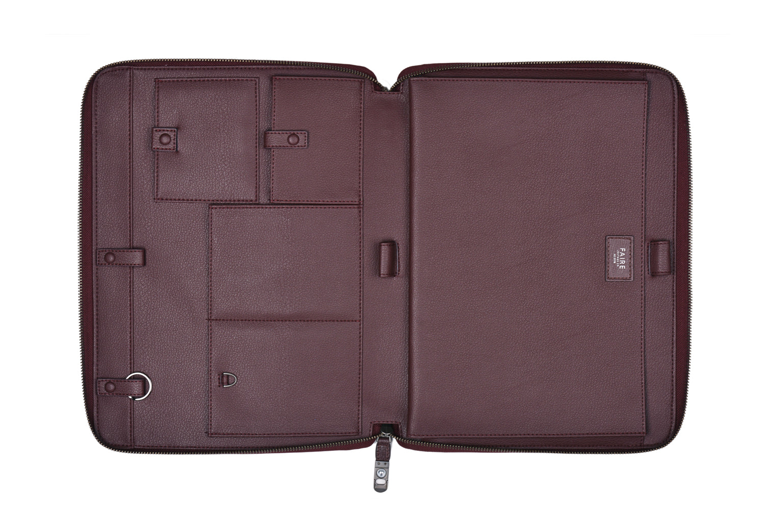 Bond VT Everyday Padfolio (AE 2018) | Leather Tech Organizer