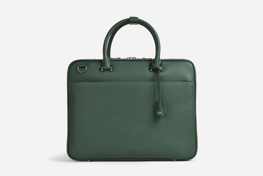 Neo Soft Briefcase - Green | Outlet
