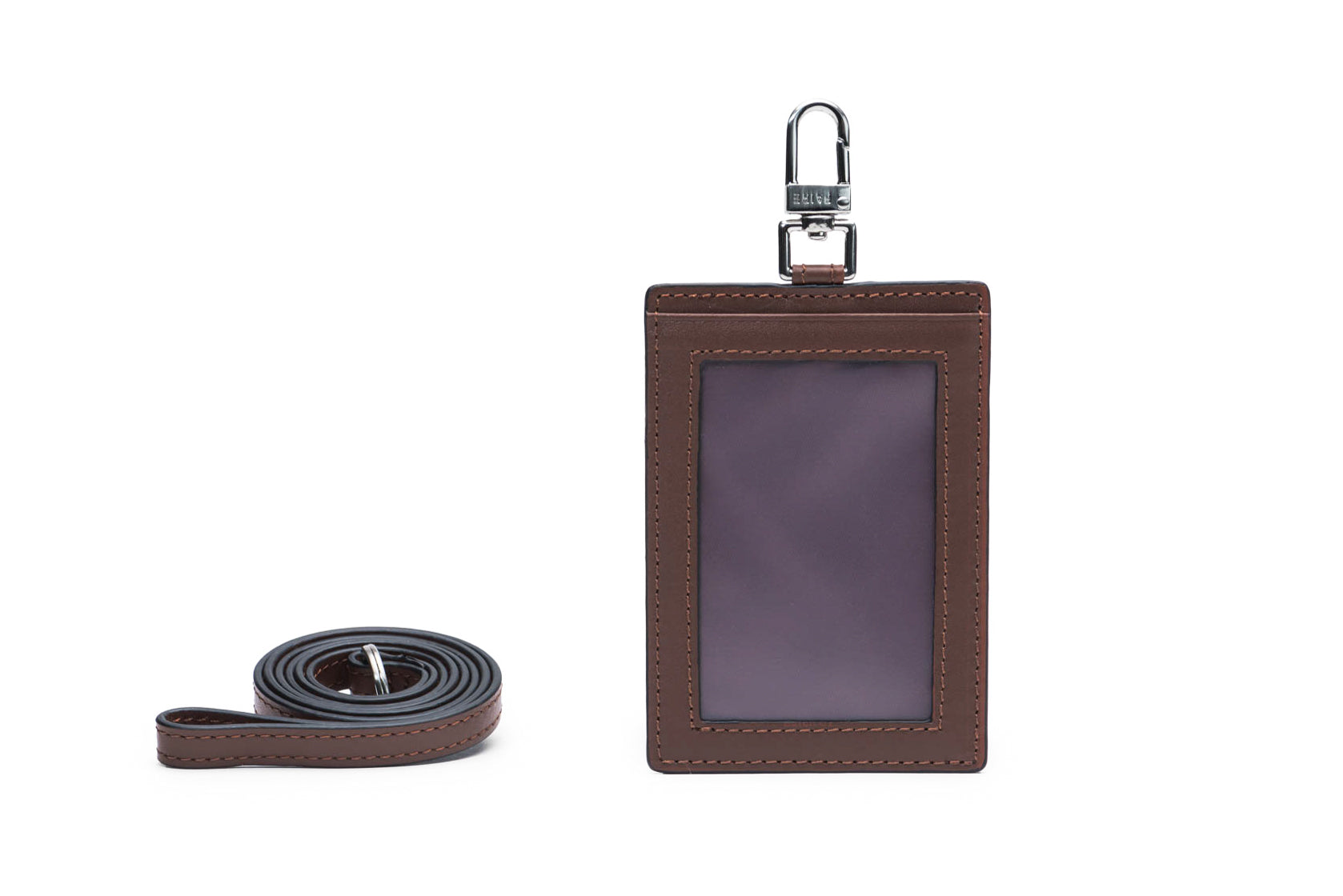 Specter VT Cardholder with Lanyard | Leather Accessories