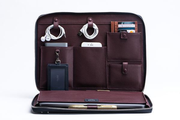 Bond CG Everyday Padfolio (CG Navy) | Pre-Order