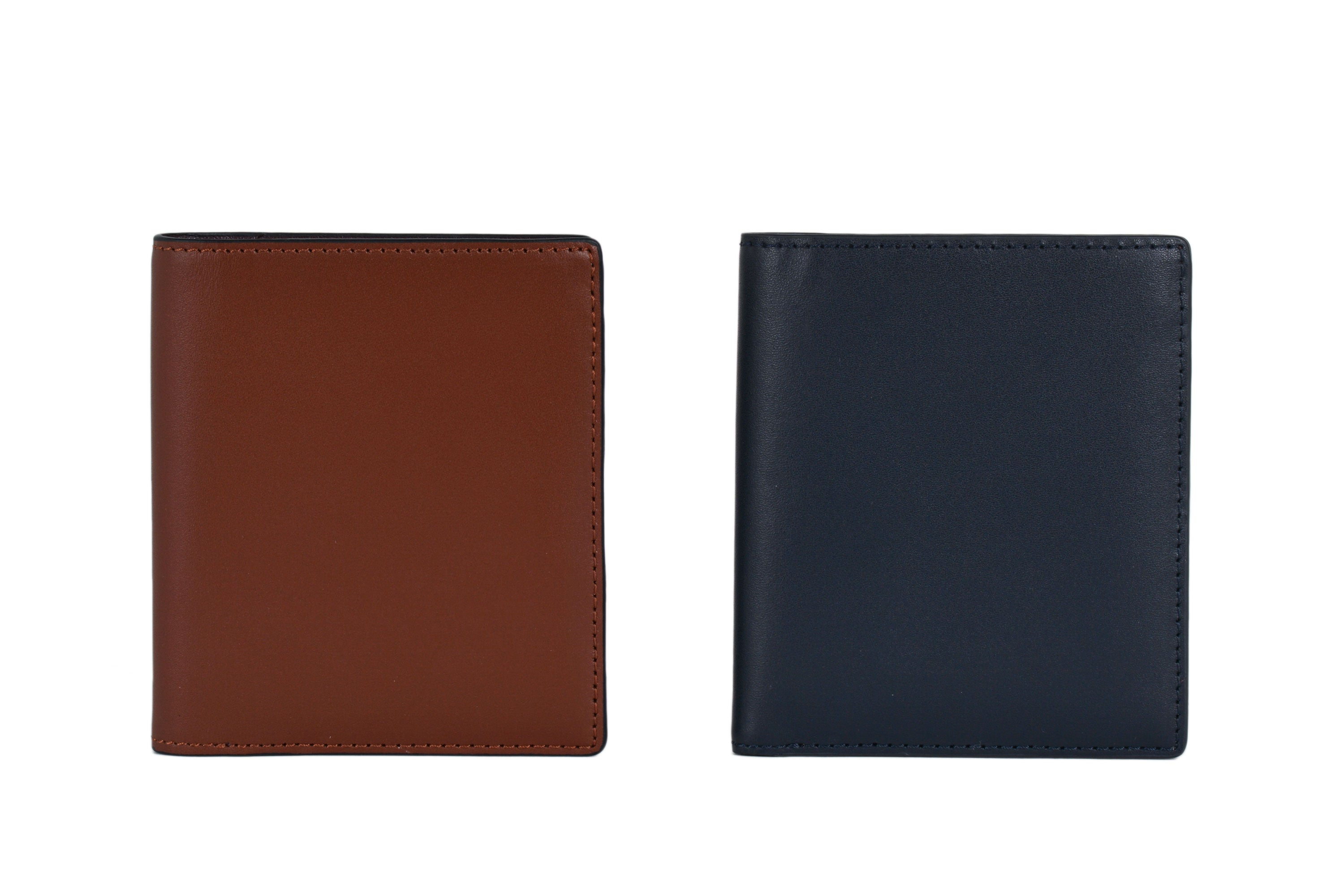 Specter Bifold Wallet (Paired Bundle) | Slim Leather Wallet