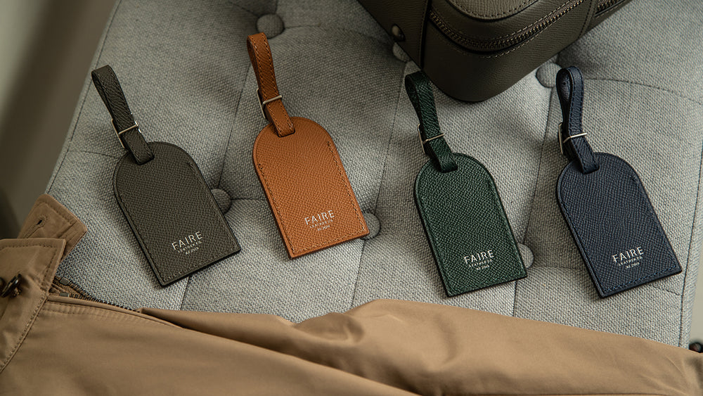 Specter EP Luggage Tag